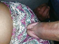 آبنوس مرحله--milf--groping خود غنیمت نرم